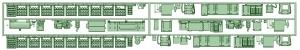 KB10-02 1100系床下機器(タイプ2)