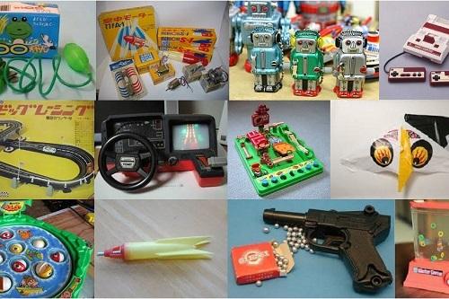 子供の頃よく遊んだおもちゃ、ゲームなど