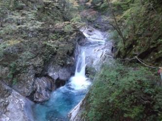 清らかな滝