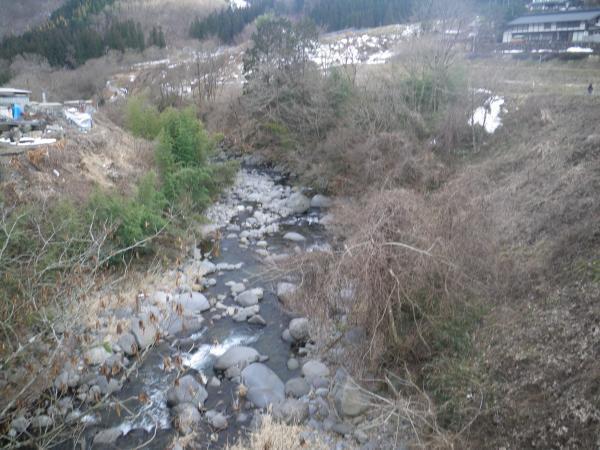 2月16日寒水川
