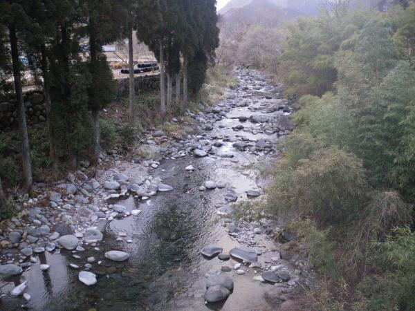 2月16日気良川