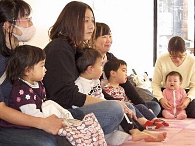 2019 2月リトミック&看護師さんおしえて!!
