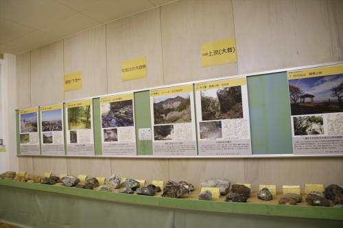 ジオ展示室