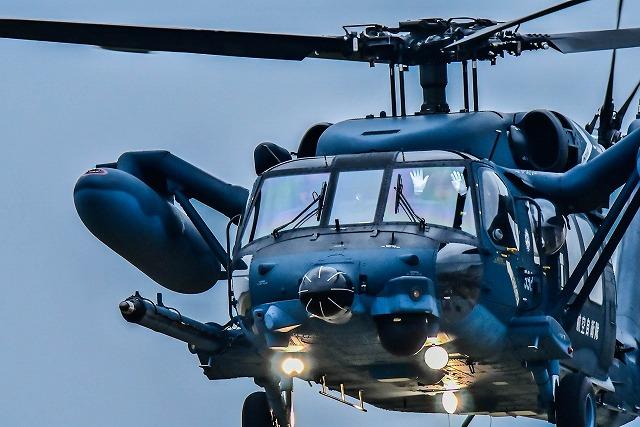 UH60J  救難ヘリコプター