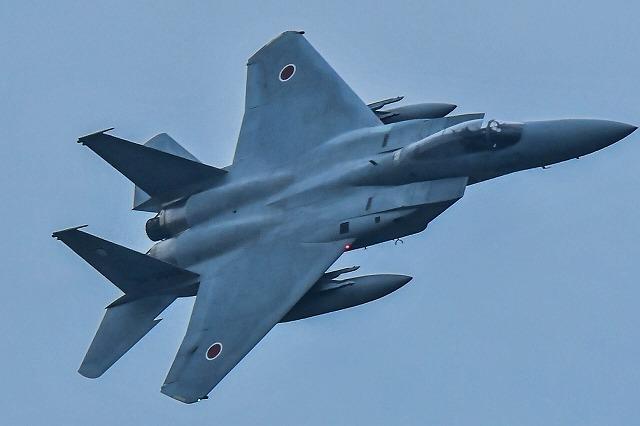 F15 イーグル戦闘機