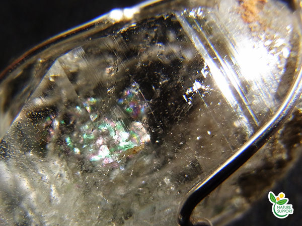 ヒマラヤ水晶ネックレス
