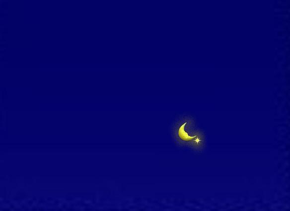 月と金星 (2)