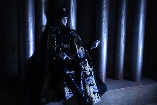 「帝都物語」の加藤保憲としてお迎えした、Ringdoll、Dracula-Style B。久しぶりに、プラネアール笹塚に連れて行きました。