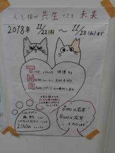 TNRポスター①
