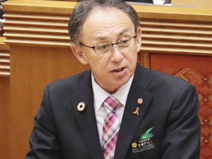 沖縄県の玉城デニー知事、中国との関係拡大を目指す … 4月予定の訪中団参加の意向