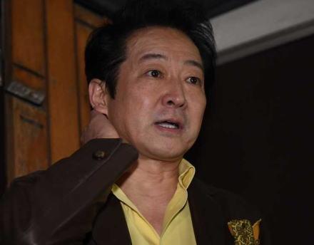 自民党が大阪知事選候補として立候補を要請してした俳優・辰巳琢郎(60)、出馬を固辞 … 「総合的に判断した。家族会議にもかけたがあまりにも急だった。短い時間で整理もできなかった」
