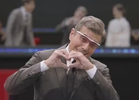 """ハズキルーペ、フジテレビとトラブル、コマーシャルを引き上げへ … 松村会長演出の""""お尻でルーペを踏む演出""""を差し替えようとして激怒、一番の理由は「視聴率があまりよくないから」"""
