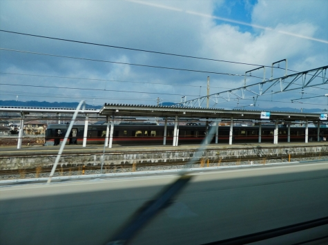 JR 篠ノ井駅