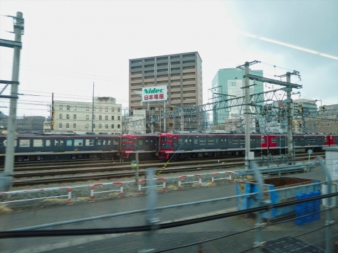 長野駅付近