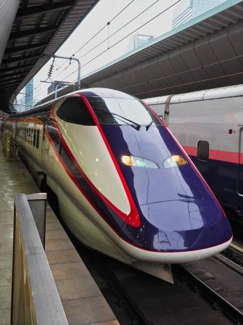 山形新幹線 E3系2000番台 つばさ127号【東京駅】