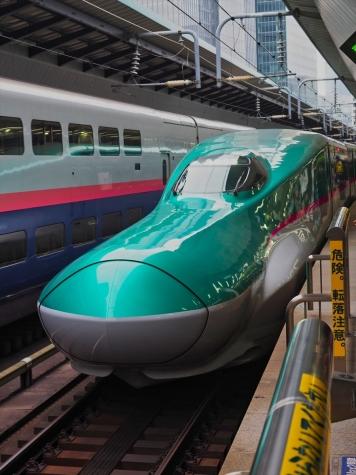 東北新幹線 E5系 はやぶさ5号【東京駅】