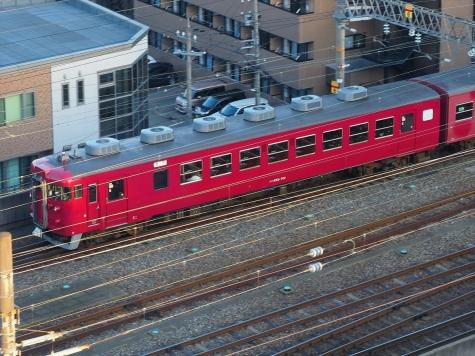 JR七尾線 クハ455形700番台 電車【金沢駅付近】