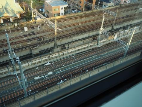 北陸新幹線 回送線