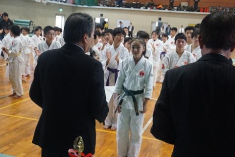 2018日本拳法岡山県準決勝(小学5年生) by 今治拳友会