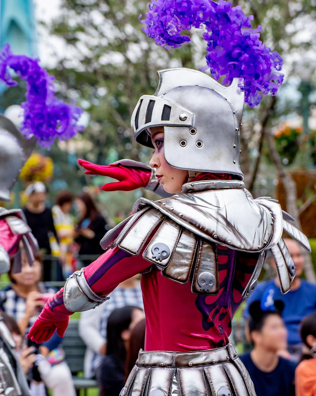 """赤い騎士(スプーキー""""Boo!""""パレード)"""