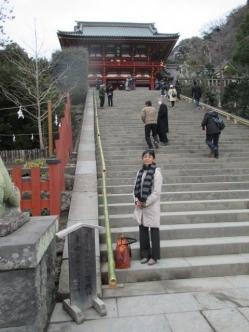 2019/2/11鶴岡八幡宮
