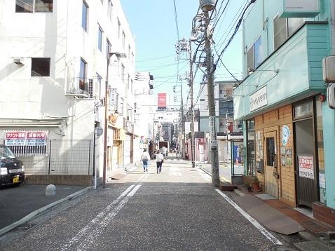 吉田町ノラねこ通り@横浜市中区b