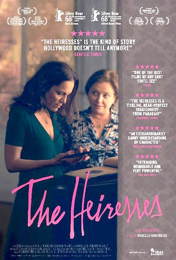 Heiresses Poster