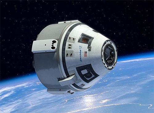 スペースX新宇宙船