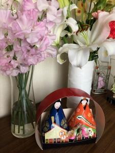 花とおひなさま