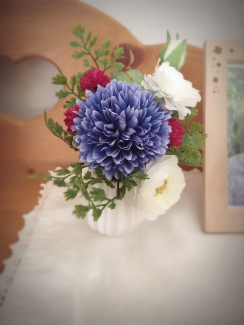 2018.11.3仏花