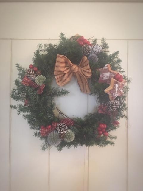 2018.11.3クリスマスリース