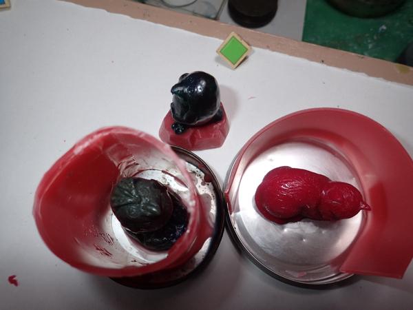 石膏人形4