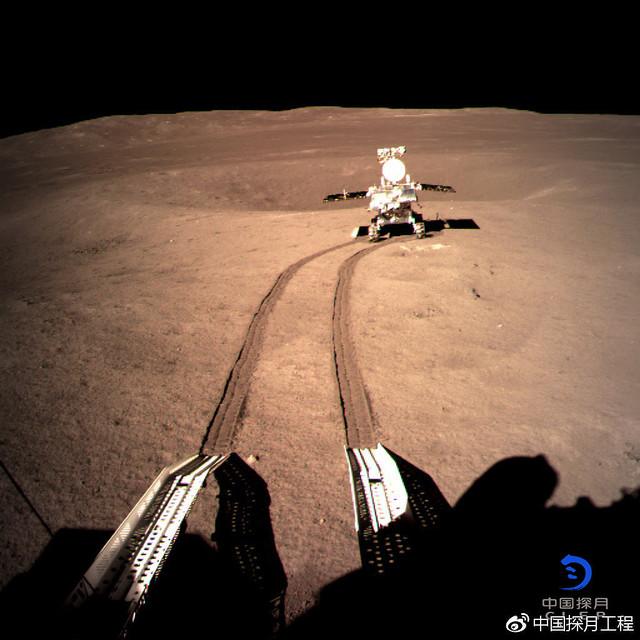 【月の役目】中国の探査機が「月の裏側」に着陸したけど、月の裏側が気持ち悪い...