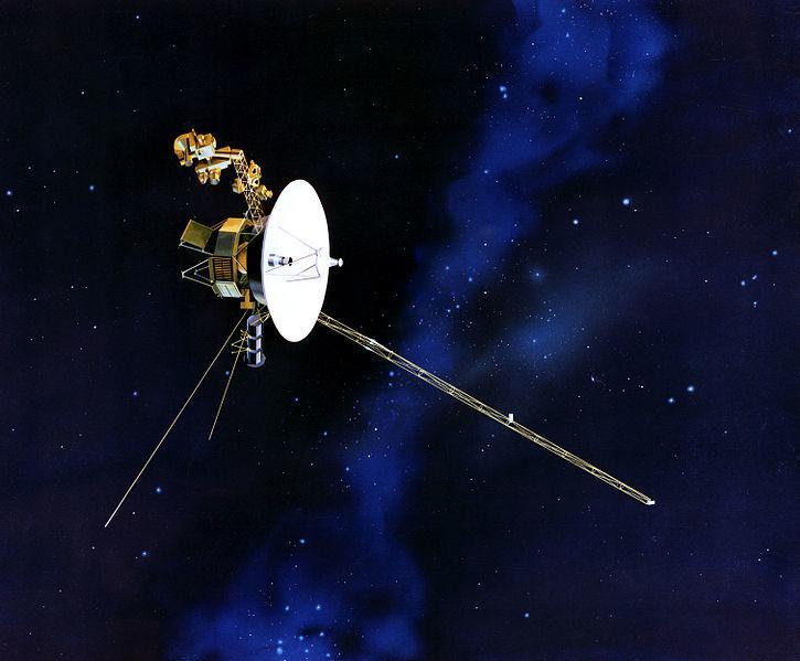 【NASA】1977年に打ち上げた探査機「ボイジャー2号」が太陽系外へ到達