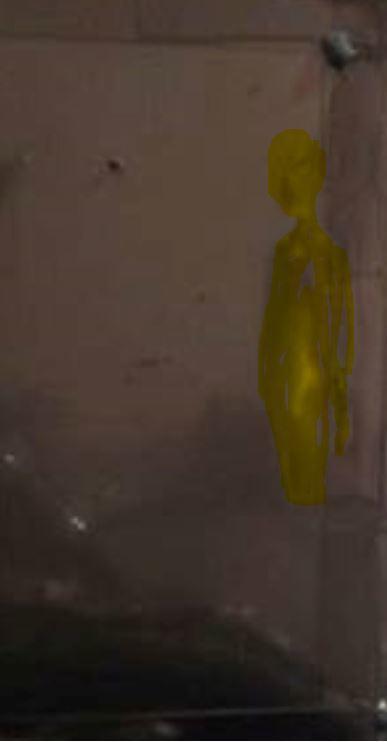 【NASA】火星探査機が撮影した映像に「謎の人影」…宇宙人が火星に降り立つ探査機を監視か?