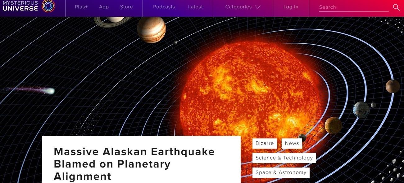 【グランドクロス】2018年12月21日は太陽系内の惑星が一直線に並ぶ「惑星直列」らしいけど大地震来るの?