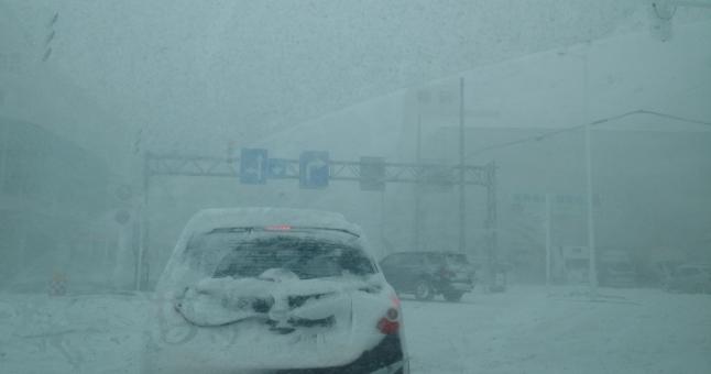 【吹雪】今週後半から北海道に「史上最強クラス」の寒波襲来…「-30℃」が続出する模様