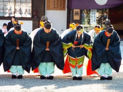 寒川神社 新嘗祭 2