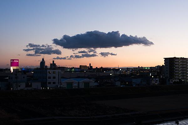 雲の風景3