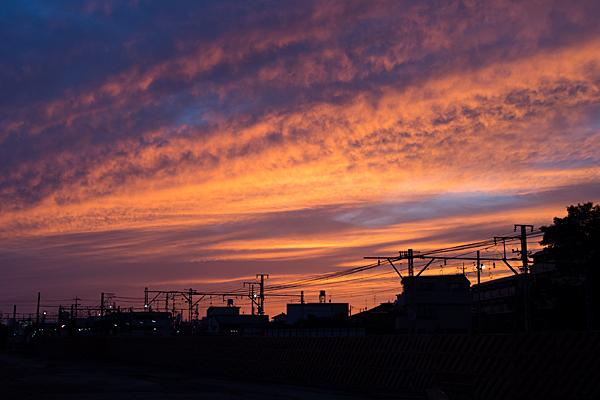 雲の風景9