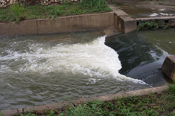 香流川流れ