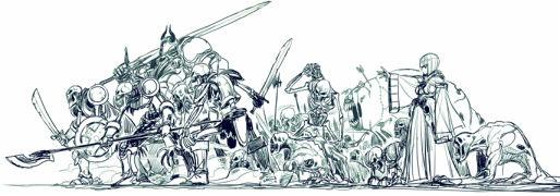 ネクロちゃんと死霊兵団