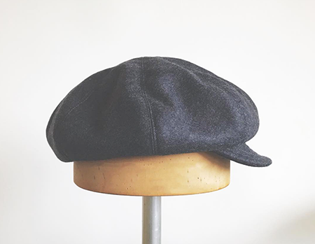 3three hat 帽子 見附 新潟 デザイン 取扱い