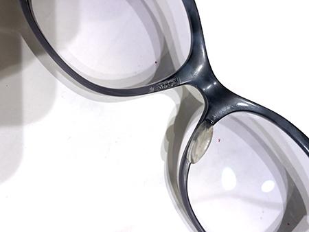 めがね 鼻あて 修理 持ち込み 長岡 三条 見附 めがね店 稲田眼鏡店