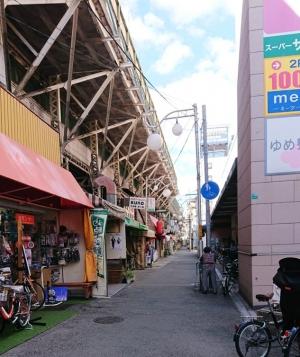 美章園商店街