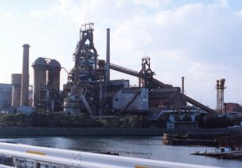 1995年11月5日 合同製鐵高炉