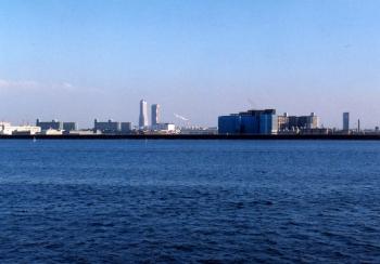 1995年11月5日 淀川対岸