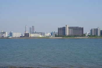 2015年5月8日 淀川風景