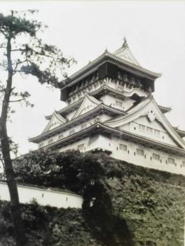 小倉城 1965年8月