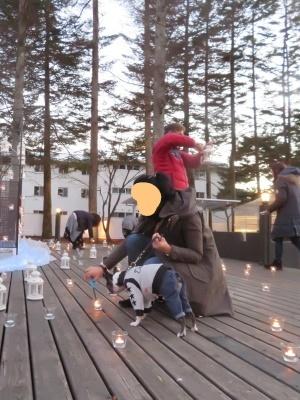 クリスマスパーティー編 冬の軽井沢 その2